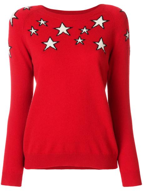Chinti & Parker jumper women red sweater