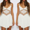 Boho couture romper – dream closet couture