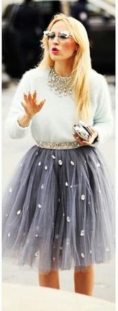 skirt,tutu rhinestones skirt,tutu crystals skirt,tutu,tulle skirt,gauze,gauze skirt,dress