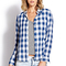 Gingham plaid shirt | forever21 - 2000108004
