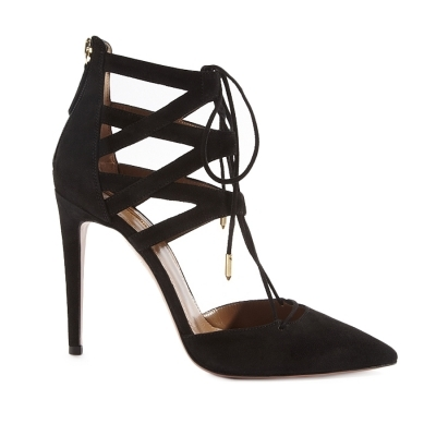 Aquazurra Belgravia Pump - Shop Luxury Shoes | Editorialist | Editorialist