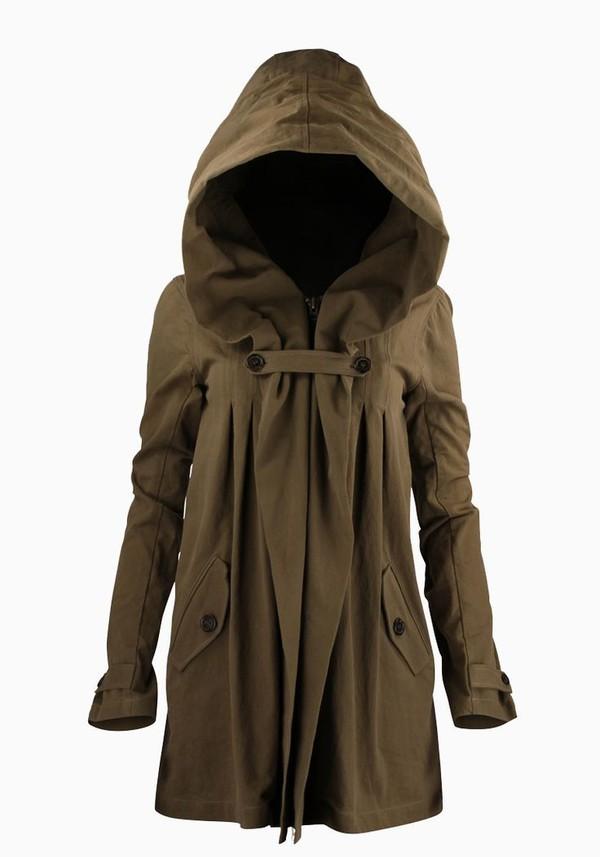 coat hoodie jacket