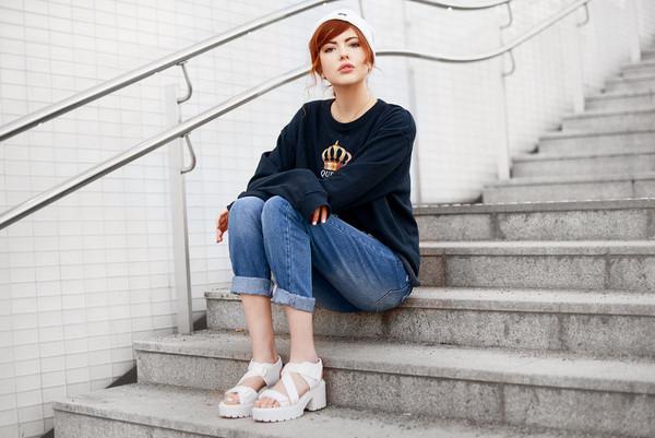 ebba zingmark shoes pants t-shirt jewels