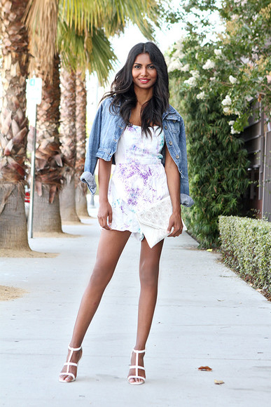 tuolomee shoes bag jacket romper
