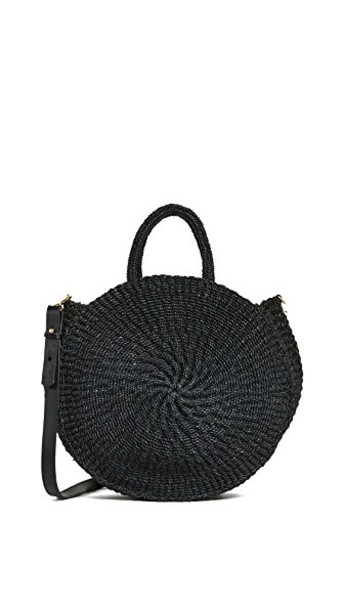 Clare V. black bag