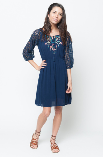 dress emboridery embroidered dress lace sleeves dress lace dress emboridery lace dress