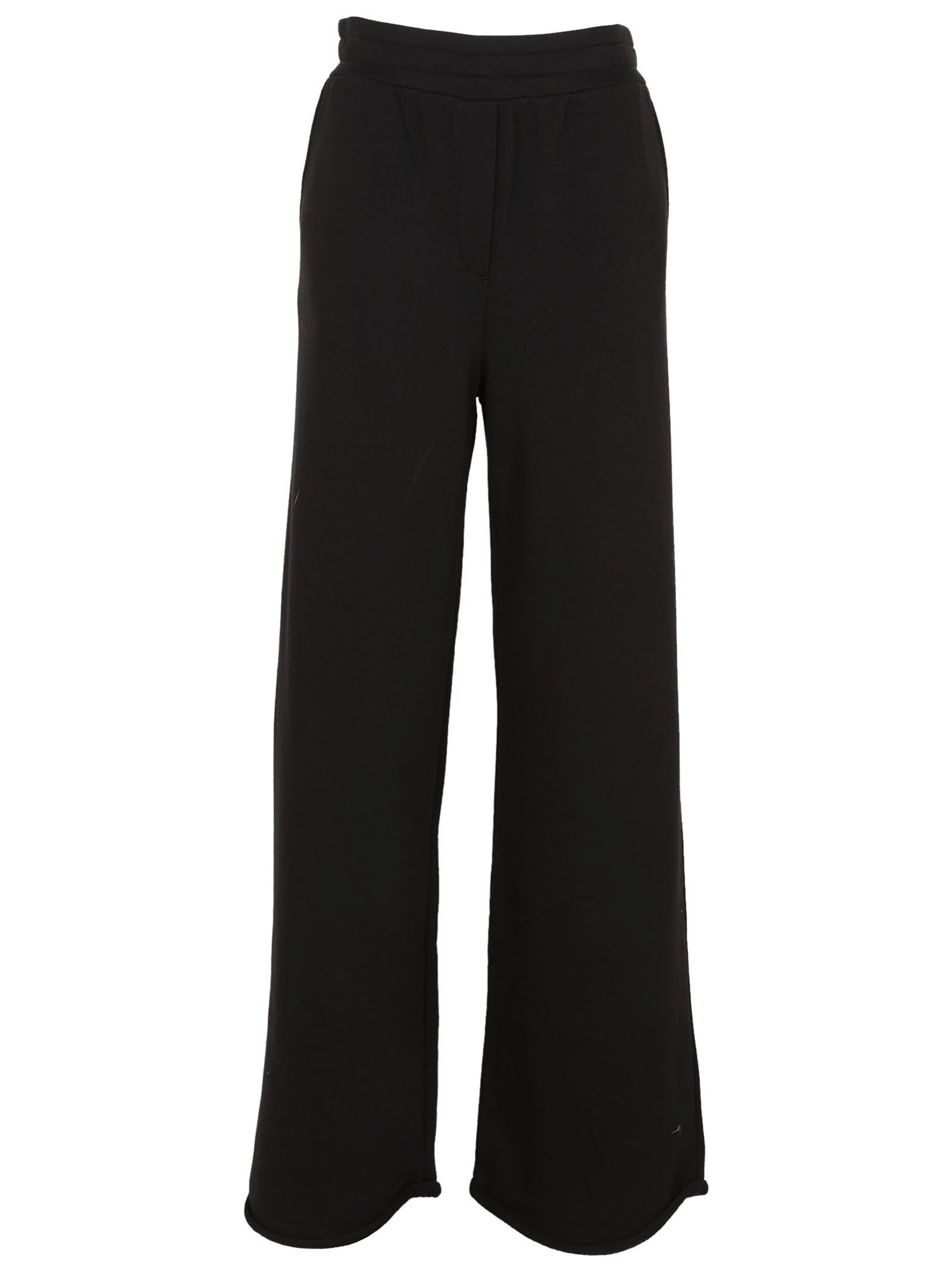 Alexander Wang Pull On Wide Leg Trousers