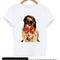 Audrey hepburn donut t-shirt