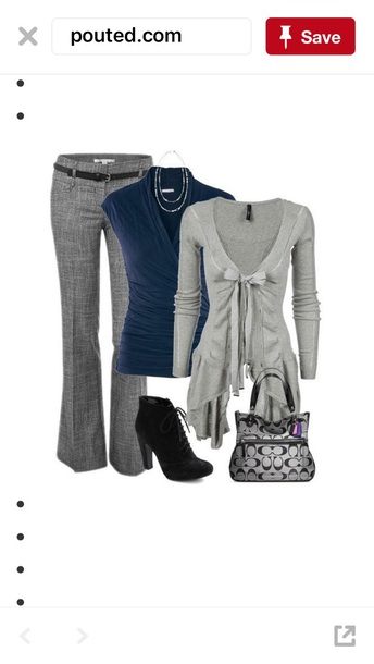 sweater blouse cardigan
