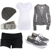 shirt,jacket,sweater,clothes,grey,shorts,lovely,blouse,outfit,hat,shoes,t-shirt,belt,cardigan