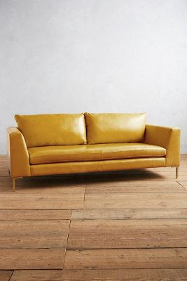 Premium Leather Edlyn Sofa