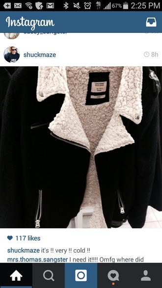 coat wool jacket