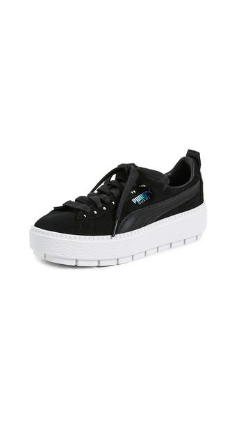 PUMA Platform Ader Error Sneakers in black