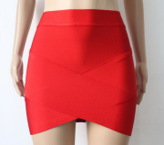 Bandage Mini Skirts