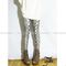 Women fashion vintage snake skin pattern slim fit leggings pants trousers wpt263 | ebay