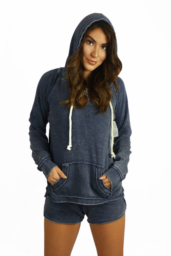 sweater grey sporty hoodie shorts sportswear comfy summer long sleeves freevibrationz grey fashion style free vibrationz