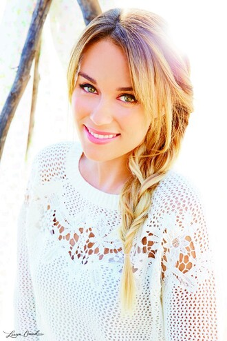 sweater lauren conrad