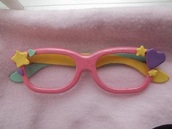 sunglasses,glasses,decora,fairy kei,kawaii,pastel