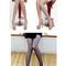 Polka dot pantyhose see through tights patterned black ivory gray see thru women | ebay