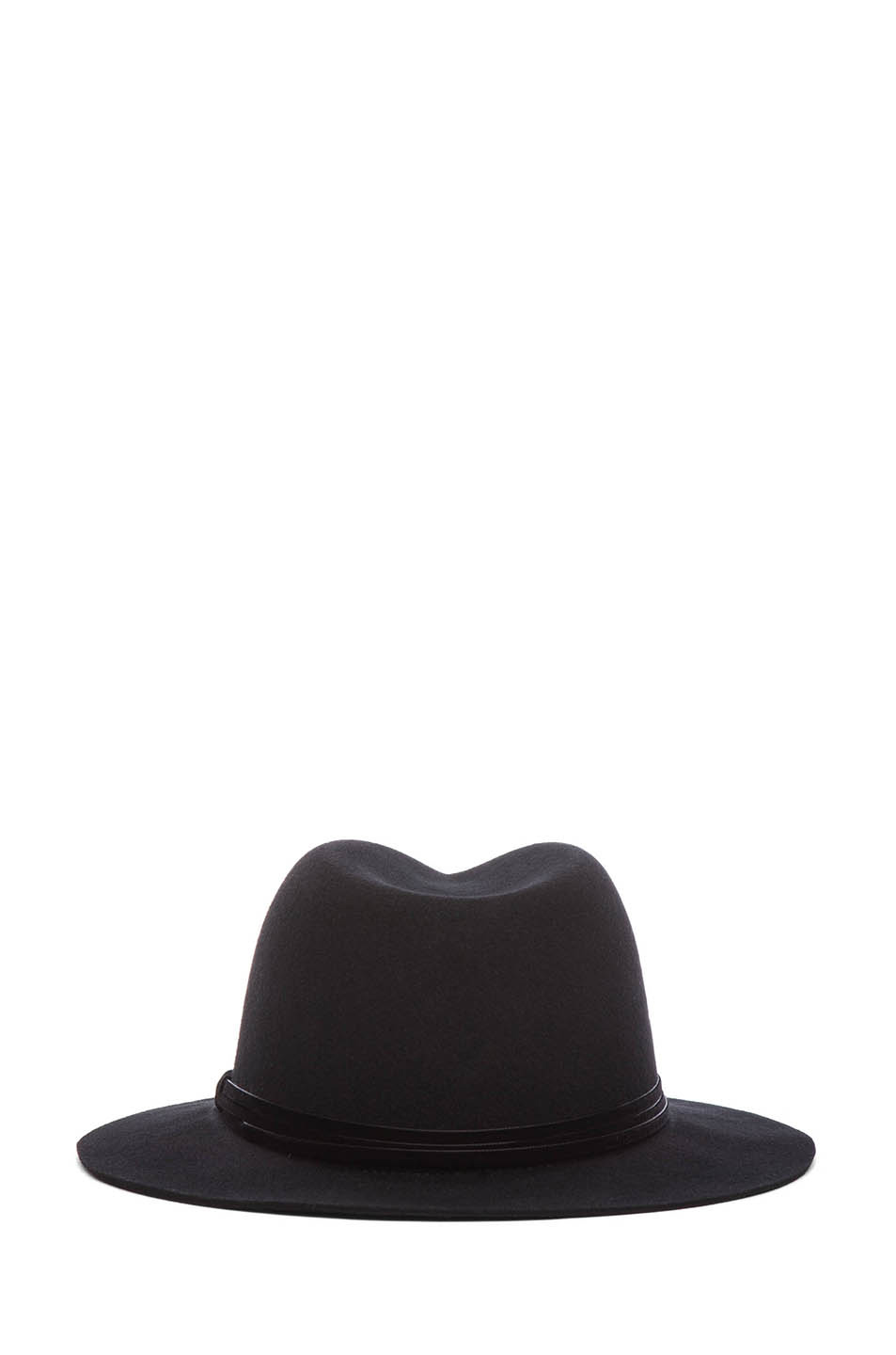 rag & bone|Range Trilby in Black