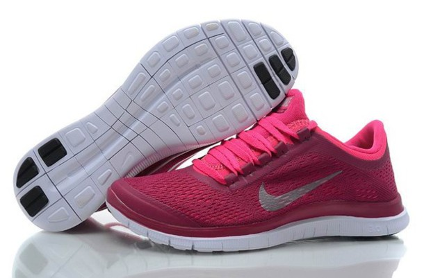 nike free run 3 rose fluo pas cher 07ee5930730a