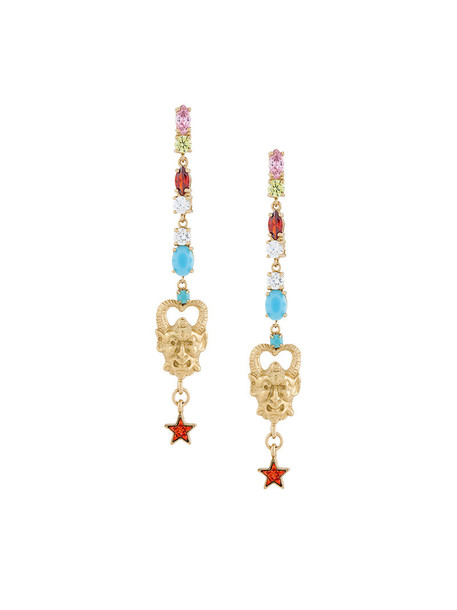 women earrings gold silver jewels