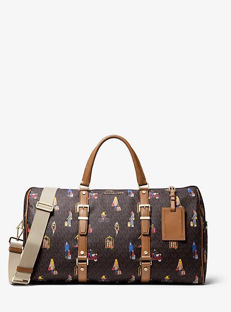 Bedford Travel Extra-Large Jet Set Girls Weekender Bag