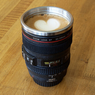 home accessory coffee camera trendy accessories chichime wow awesomness mug camera coffee cup