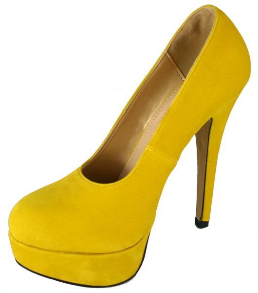 New womens ladies suede high heel stilleto platform court shoes uk 3