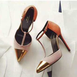 shoes suede gucci heels suede heels high heel sandals