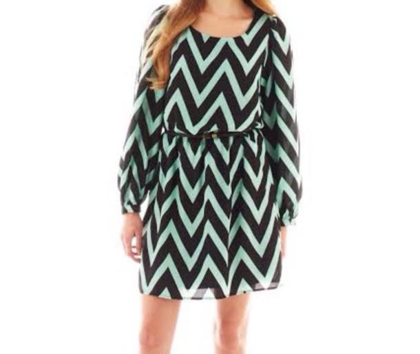 dress dress chevron dresses