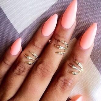 jewels jewel cult knuckle ring talon claw claw ring talons claws ring