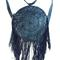 Round arrow divine leather backpack/shoulder bag by gypsy mermaid