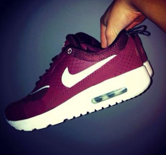 original air max burdeos shoes nike red