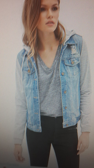 denim jacket denim vest