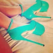 shoes,turquoise,turquoise heels,turquoise pump,mint,mint green shoes,shoes heels wedges mint blue pastel cute,pastel green,high heels,platform high heels,cute high heels,platform shoes,pastel platforms,platform heels,cute platforms
