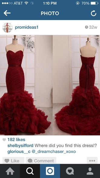 dress color prom dress