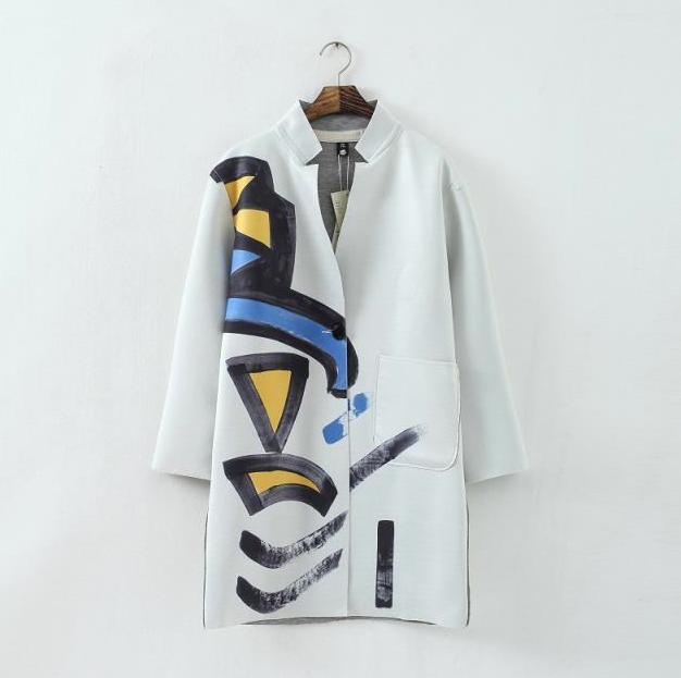 The basquiat coat