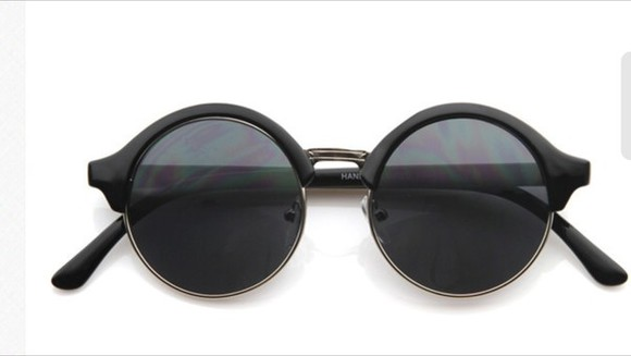 sunglasses round sunglasses round retro hipster