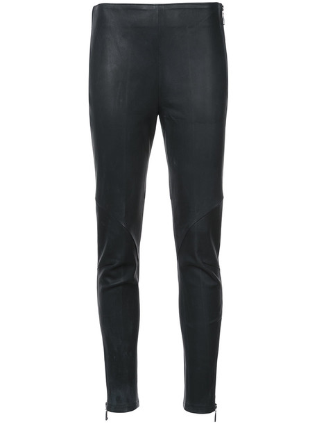 OSKLEN women fit black pants