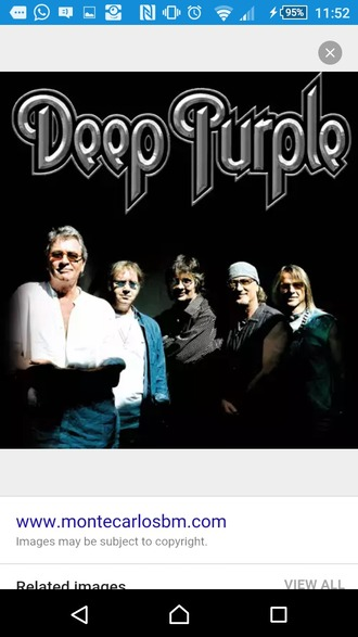 top deep purple metal hard rock rock black outfit concert hard rock concert