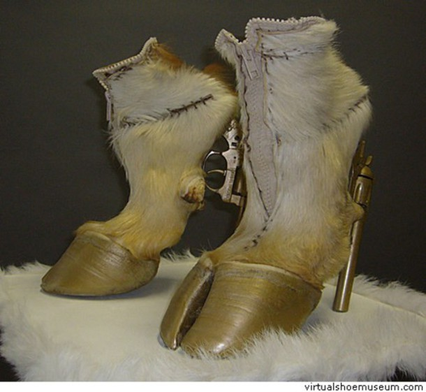 shoes goat shoes