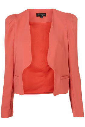 Buttonless jacket by sister jane**