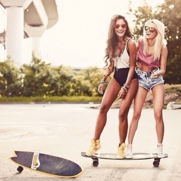fashion is a playground a fashion love affair fashion toast fashion vibe fashion squad fashion shorts cut off shorts skater vans, floral, indie, hippie, hipster, grunge, shoes, girly, tomboy, skater skateboard blouse bodysuit