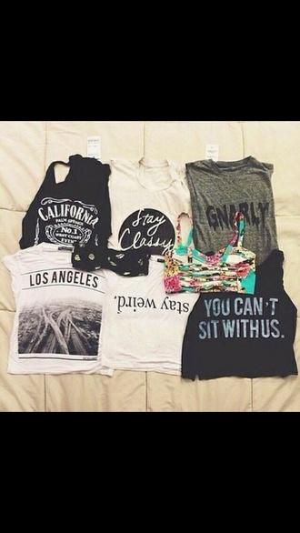 style gnarly stay classic stay classy california cali california top