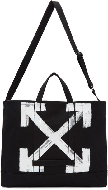 Off-White black bag