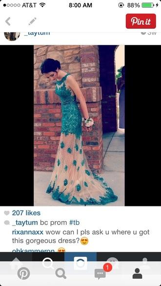 sequins blue sequin dress prom dress