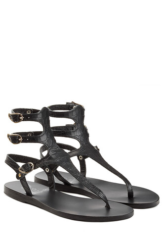 sandals leather sandals leather white shoes