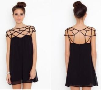black dress dress blouse black aliexpress little black dress asymmetrical dress black sexy dress beautiful
