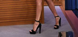 shoes black high heels taylor swift black high heels